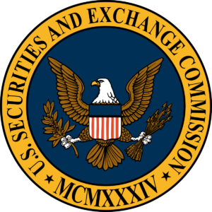Securities & Exchange Commission Seal